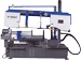 Column Type Semi-Auto Band Saw